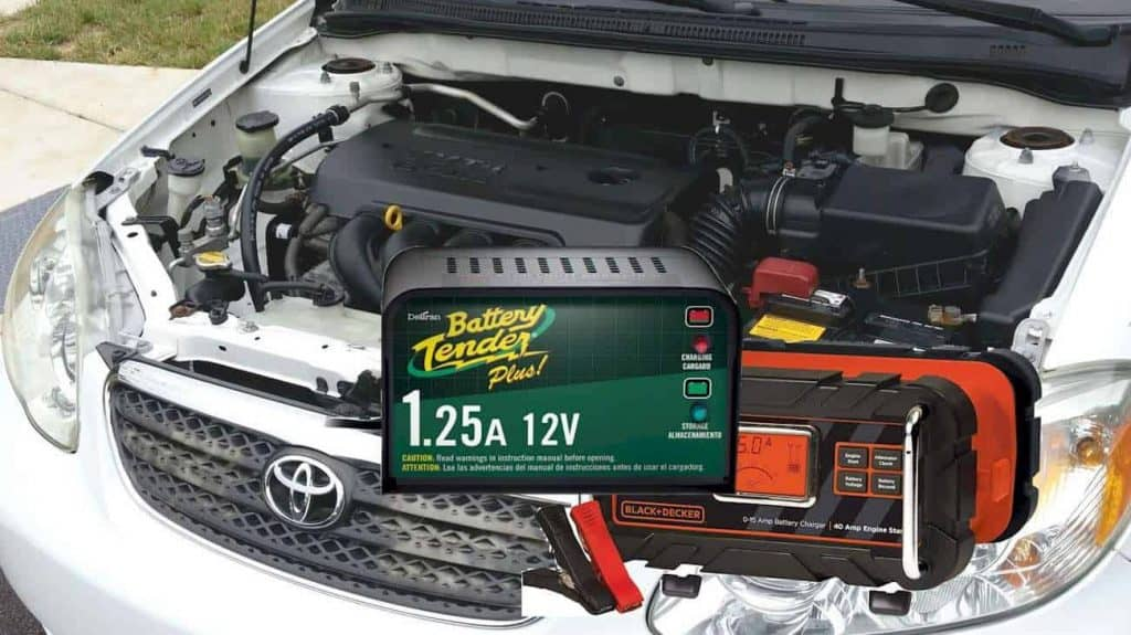 The Best Car Battery Chargers Reviews 2019