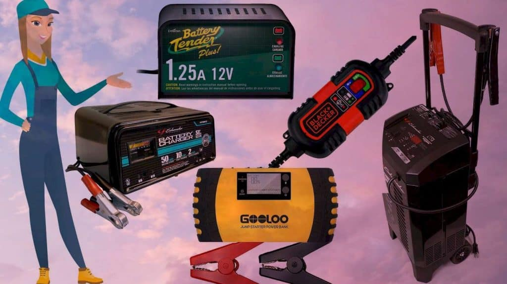 Car Battery Charger Reviews >> The Best Car Battery Chargers Reviews 2019