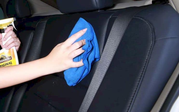 Tips How To Clean Black Cloth Car Seats