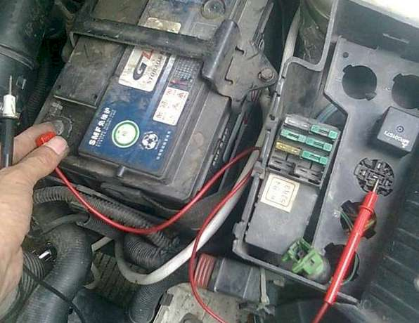 defective clutch relay