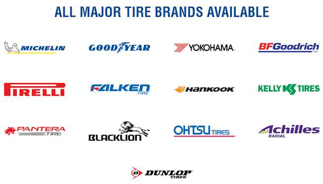 Tire Choice Tire Brands