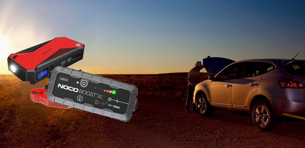 Jumpstart an Automatic Car without Another Car