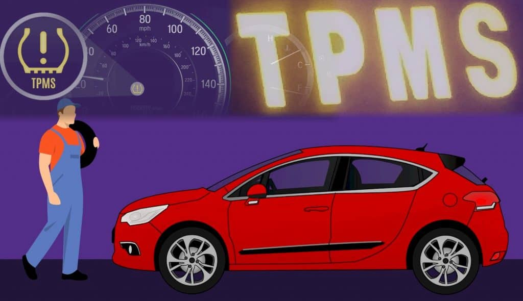 TPMS for Low Tire Pressure