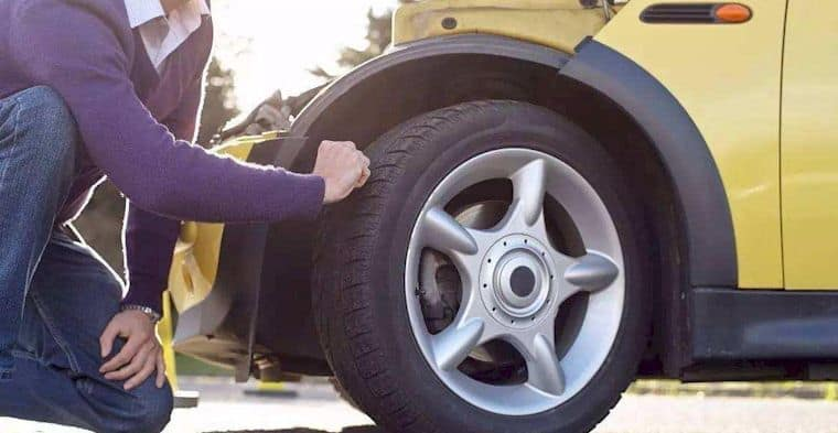 unusual hacks to deflate a tire