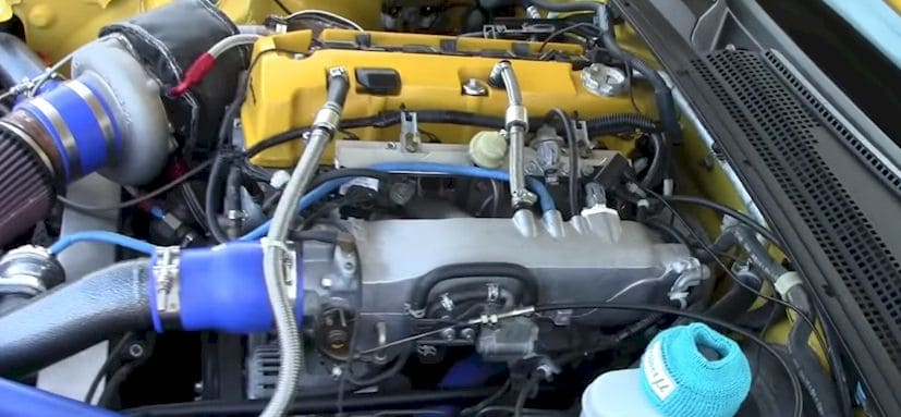 How is a Spoon Engine Built