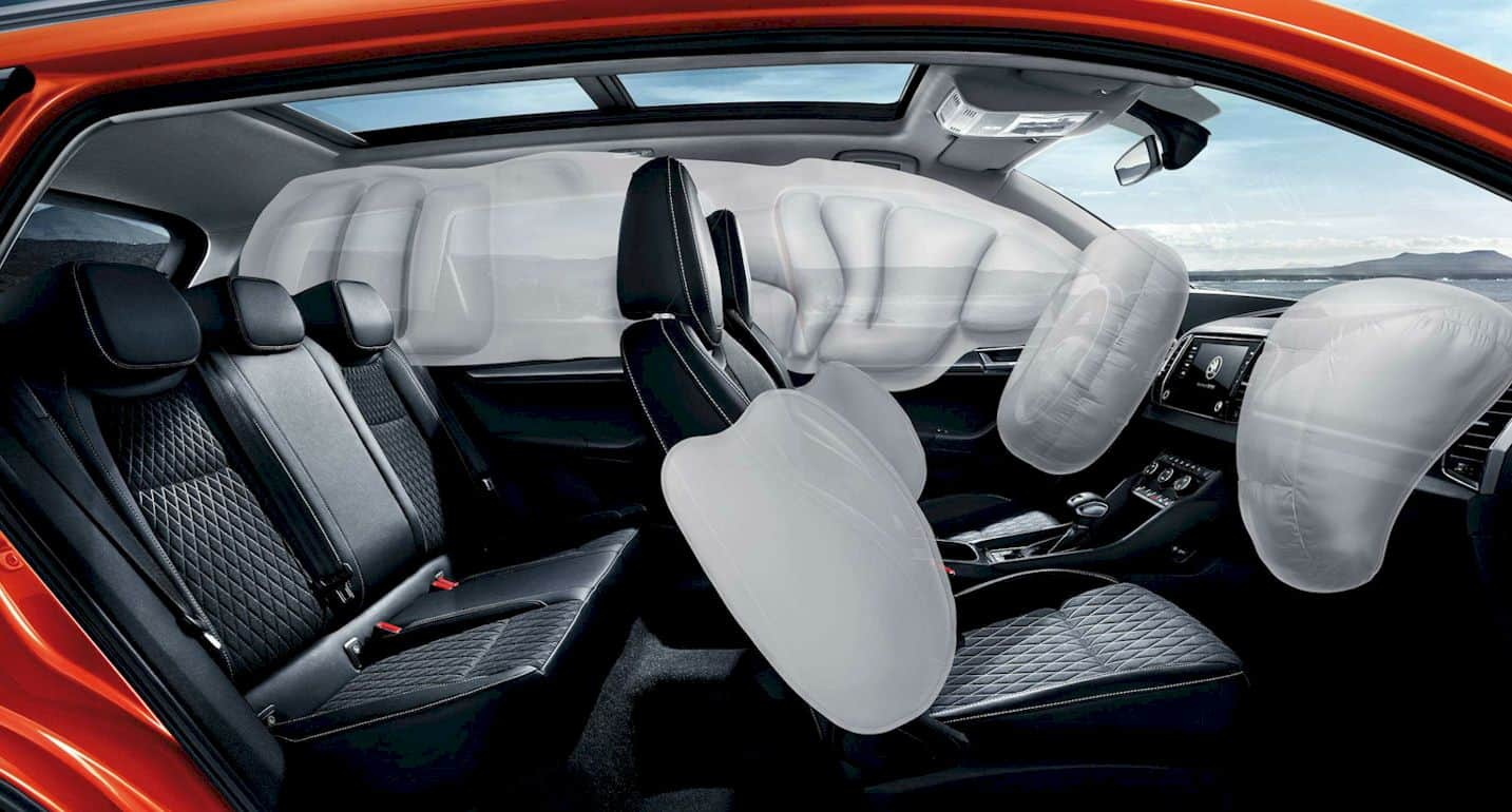 Types of Airbags