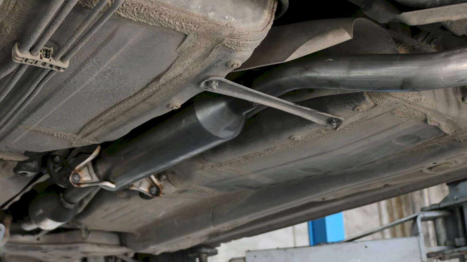 Bad Catalytic Converter Symptoms