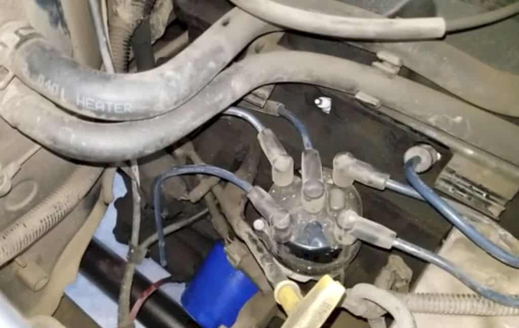 Bad Distributor Cap & Rotor Symptoms