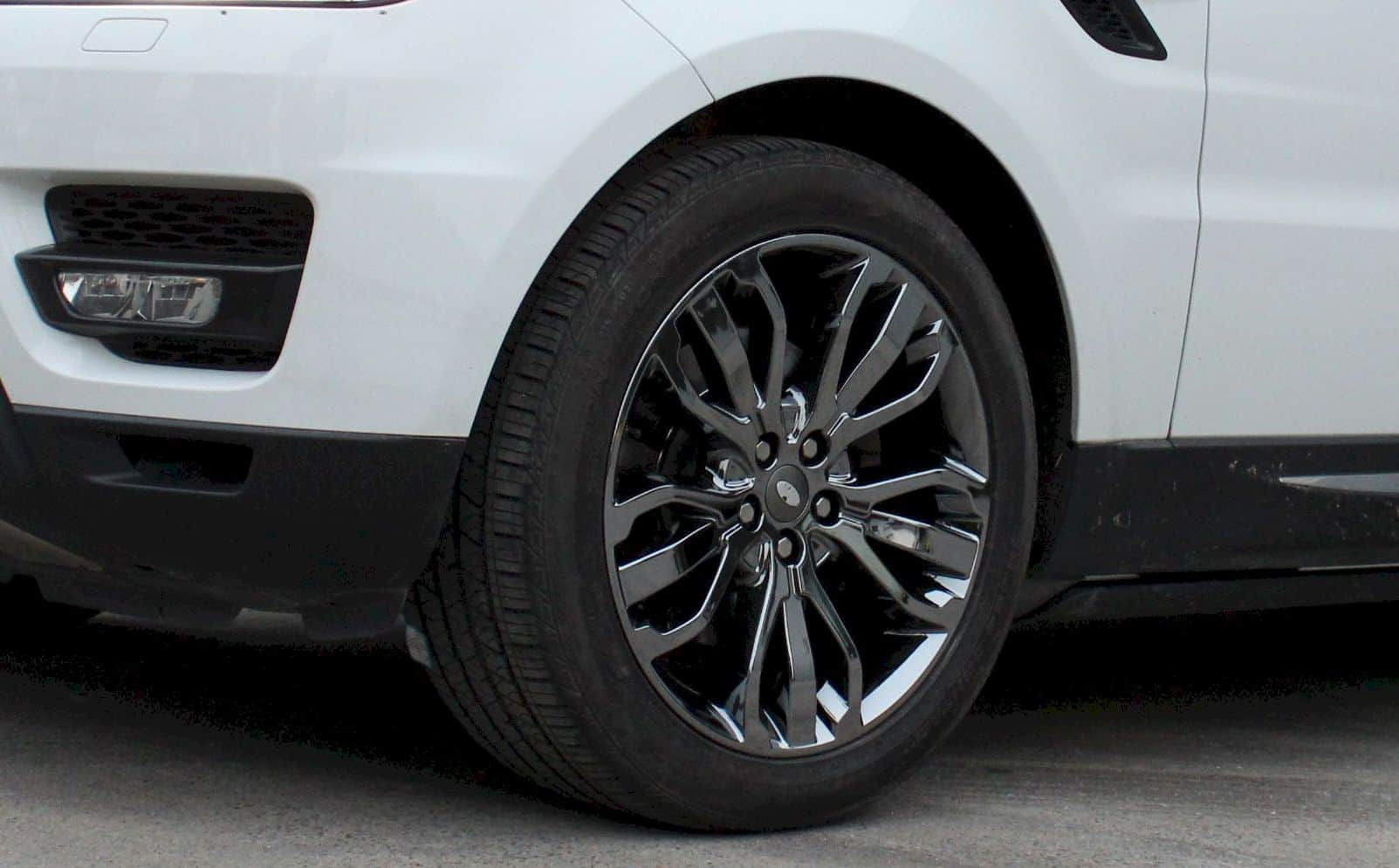 How to Clean Chrome Rims