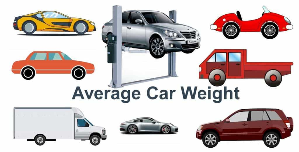 Average Car Weight